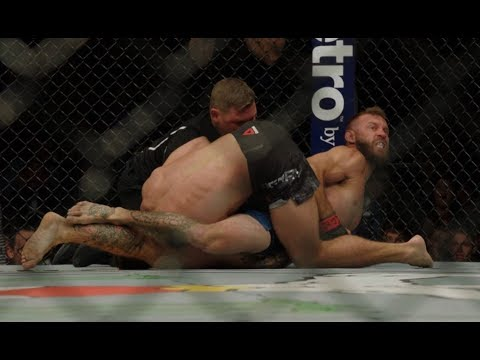 Cowboy Cerrone Talks Mike Perry Submission Victory