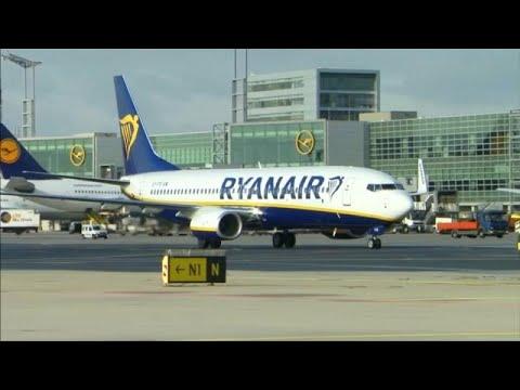 Ryanair reduziert Sommerflugplan wegen Problemjets Boe ...