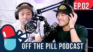 Off The Pill Podcast #2 - The Apple Conspiracy, ASMR, and Is Incest Wrong?