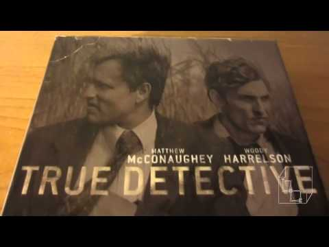 Unboxing True Detective DVD Boxset Season 1 – 2014 Season one HBO