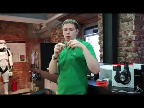 Видео Наушники JBL Reflect Mini BT синий
