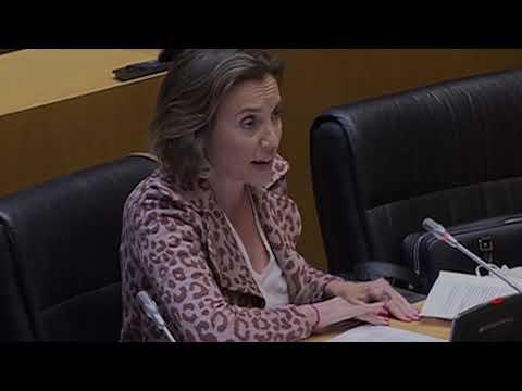 """Cuca Gamarra: """"Faltan medidas eficaces, efectivas ..."""