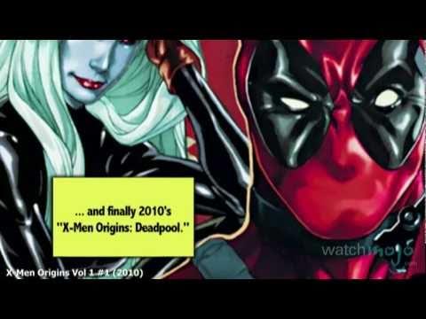 Historie komiksových postav #2: Deadpool