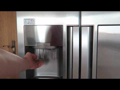 Samsung SBS 7080 Side-by-Side - Twin Cooling, Eis, Frischwasser, 543 L