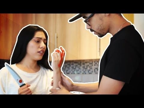 SHE PRANKED ME!!!!  - VLOG #48 -