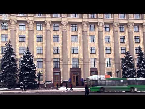 Kharkiv Drone Video