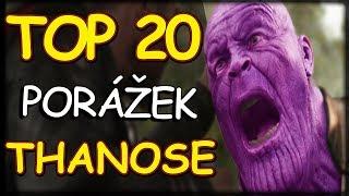 Video TOP 20 Thanosových porážek MP3, 3GP, MP4, WEBM, AVI, FLV Agustus 2018
