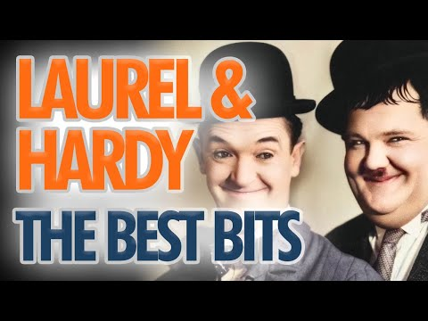 Laurel & Hardy - The best bits