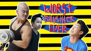 Video THE WORST BABYSITTER EVER MP3, 3GP, MP4, WEBM, AVI, FLV Februari 2018