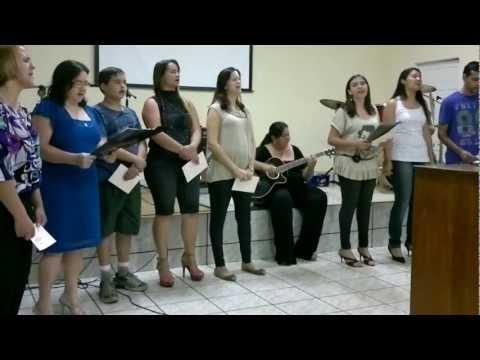 Canção de Louvor - Igreja Batista em Anaurilândia