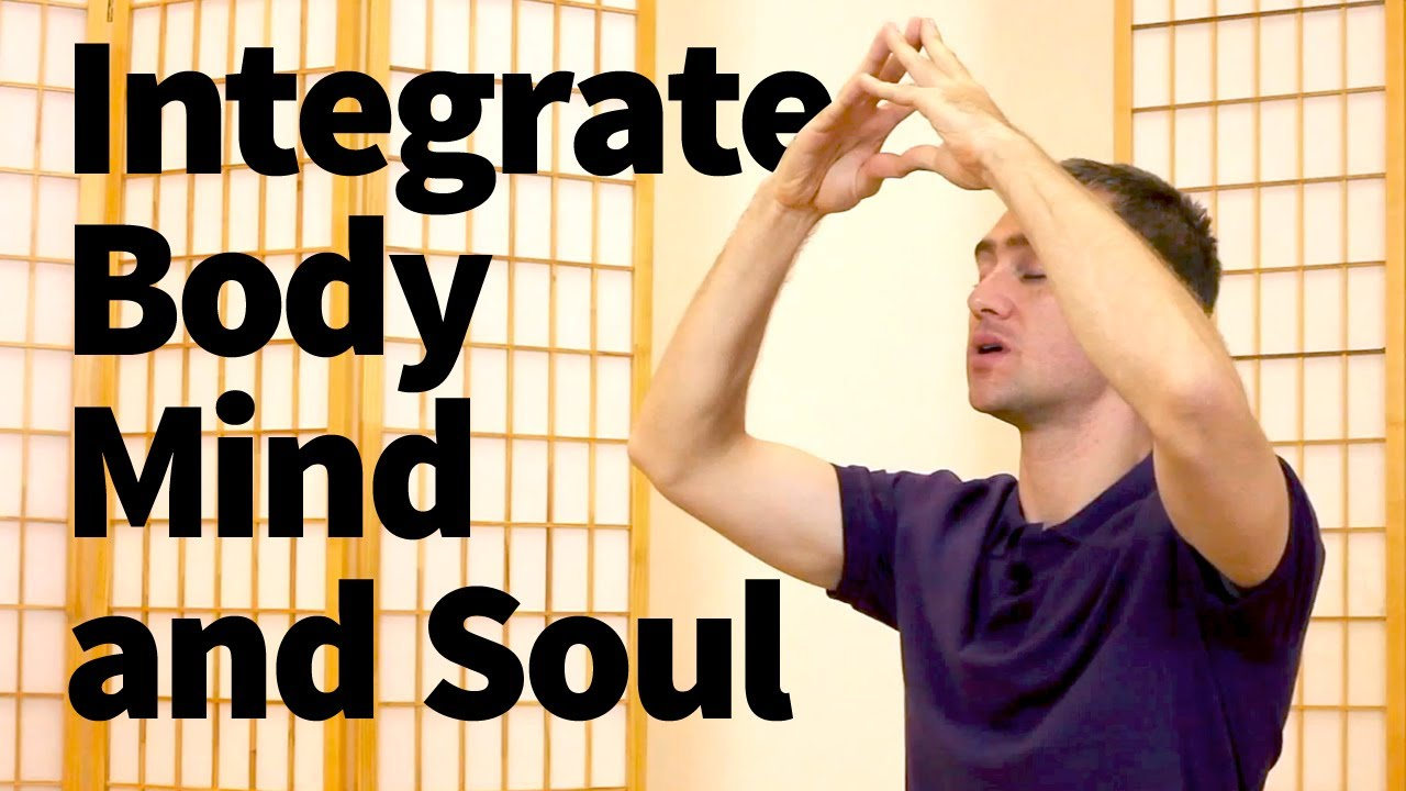 Integrate Body, Mind and Soul with Seventh Chakra Exercises