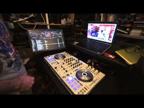 DJ MIXING LESSON ON CHOPPING FROM ONE TUNE TO THE OTHER NO NEED TO BEAT MIX