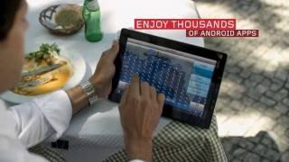 Stay Sharp: Lenovo ThinkPad Tablet
