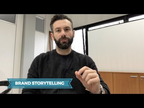 Cosa si intende per Brand Storytelling?