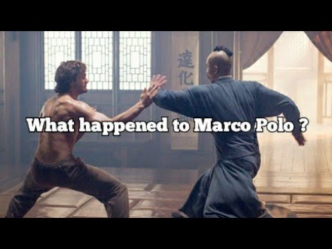 what happened to Marco Polo show in Netflix  ?