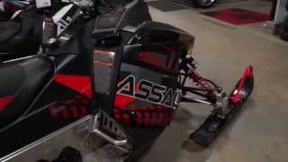 4. 2014 Polaris 800 Switchback Assault 144 LE
