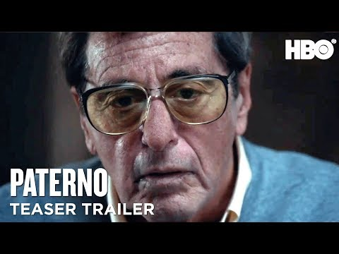 Paterno (2018) Teaser Trailer ft. Al Pacino | HBO