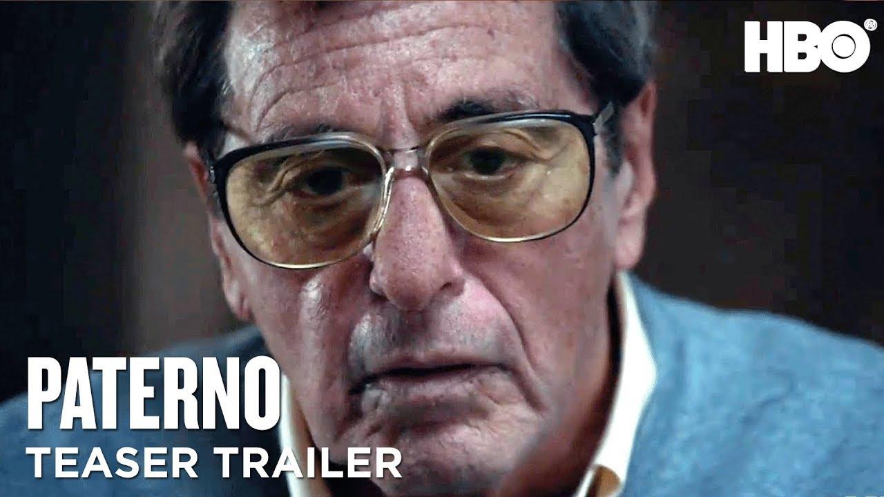 Watch Al Pacino as Disgraced Football Coach Legend Joe 'Pateno' in HBO's Bio-Drama with Riley Keough