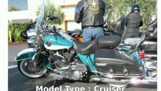 3. 2007 Yamaha V Star 1300 Base -  Top Speed Engine