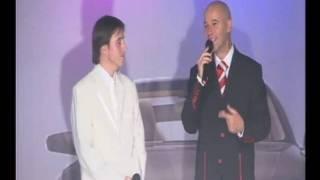 Video Velká módní show Olomouc - rozhovor s Honzou Musilem