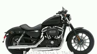 6. 2012 Harley-Davidson Sportster Iron 883 - Features, Info