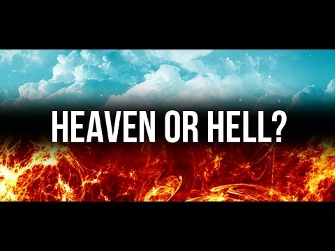 2014 FAMILY REUNION SERMON: Heaven or Hell: I CAN ONLY IMAGINE: ALLIED HINCHEN REUNION IN SAN DIEGO