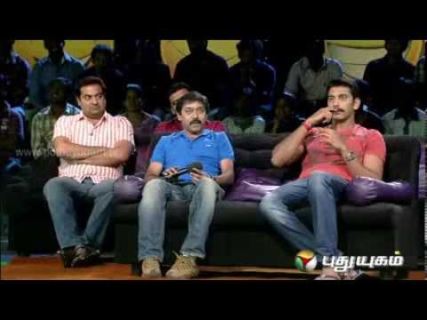 Manam Thirumbuthe - With Actor Arulnithi - Part 4