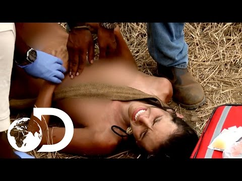 Most Terrifying Moments | Naked and Afraid XL