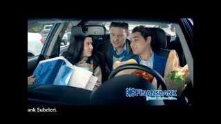 Finansbank İhtiyaç Kredisi Alışveriş Reklamı