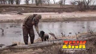 Zink Calls Band Hunters 2 - Kansas Creek Day 1