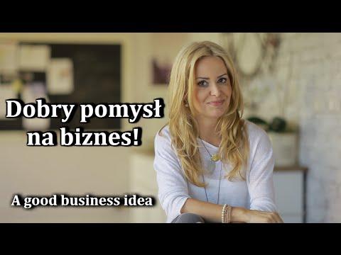 Pomysł na biznes wg.przedsiębiorczych kobiet
