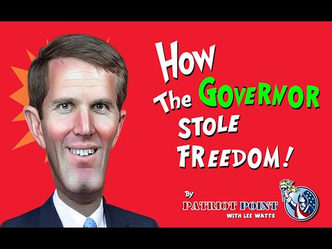 How The Governor Stole Freedom