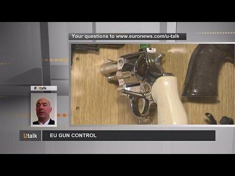 Ο έλεγχος των όπλων στην Ευρωπαϊκή Ένωση – utalk