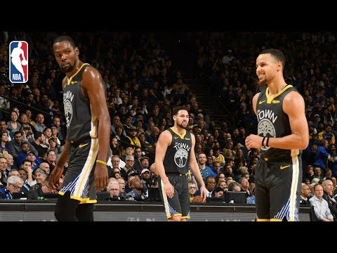 Video: Full Game Recap: Spurs vs Warriors | Golden State Lights It Up From The Field