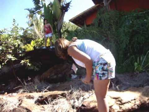 As aventuras em cachoeira Dourada parte 1 Aninha Lopes