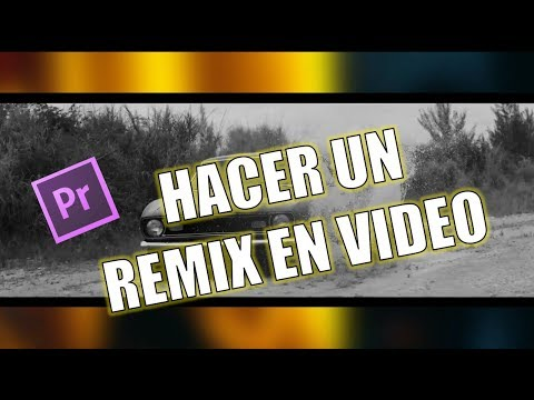 Tutorial | Como Hacer Un Remix De Video Con Adobe Premiere