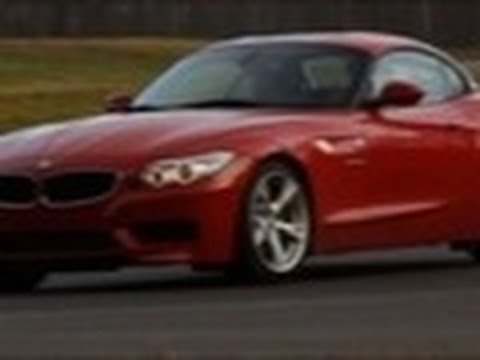 2012 BMW Z4 roadster first look from Consumer Reports
