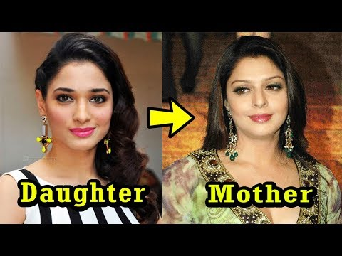 11 Unseen Mothers Of South Indian Actress | 2017