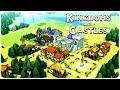 Kingdom And Castles Criando Uma Vila Medieval 1 conhece