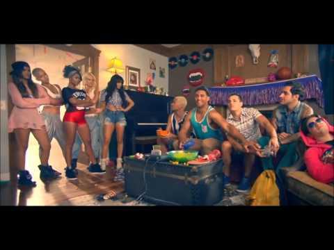 Pitbull Wild Wild Love Video ft G R L