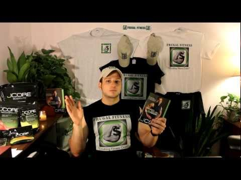 FRUGAL FITNESS TV Reviews JCORE Accelerated Body Transformation System
