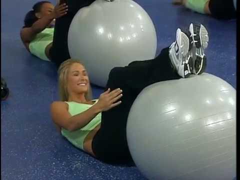 Gunnar Core Secrets - 25 MInute Full Body Workout