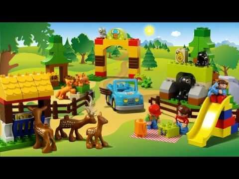 Конструктор Лесной заповедник - LEGO DUPLO - фото № 4