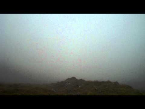 pokebob4eva - Quick video shot on the top of Marsco on a very misty day.