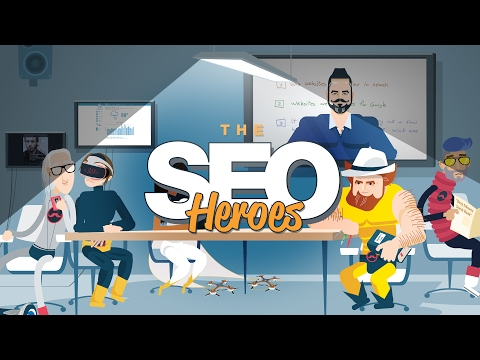 Can an SEO HERO Reconnect the World? | GiftedSEOHero.com