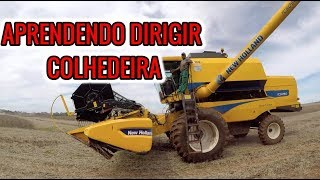 Video ROLE DE COLHEDEIRA! APRENDENDO DIRIGIR MP3, 3GP, MP4, WEBM, AVI, FLV November 2018