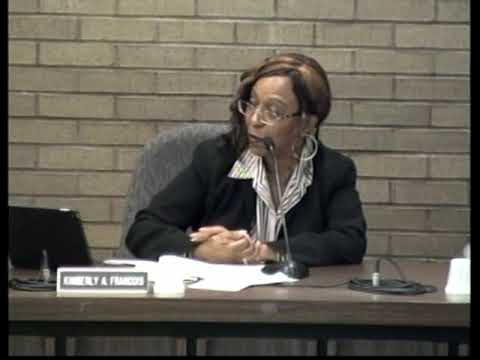 Franklin Township NJ (Somerset County) March 27, 2018 Township Council Meeting