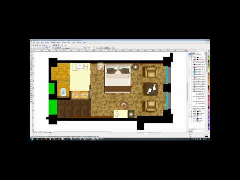 AutoCAD TO CORELdraw Tutorial . . .