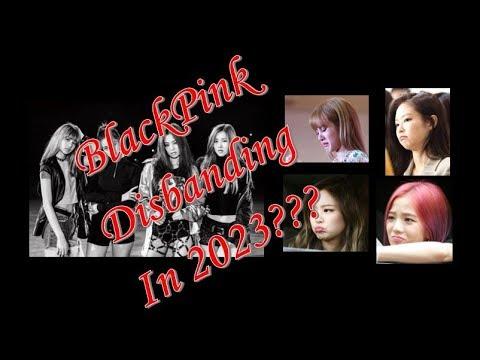 BlackPink Disbanding in 2023???