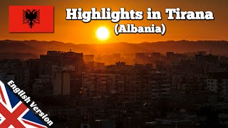 Tirana Albania  city pictures gallery : Top Things to do in Tirana, Albania (Balkan Road Trip 03)